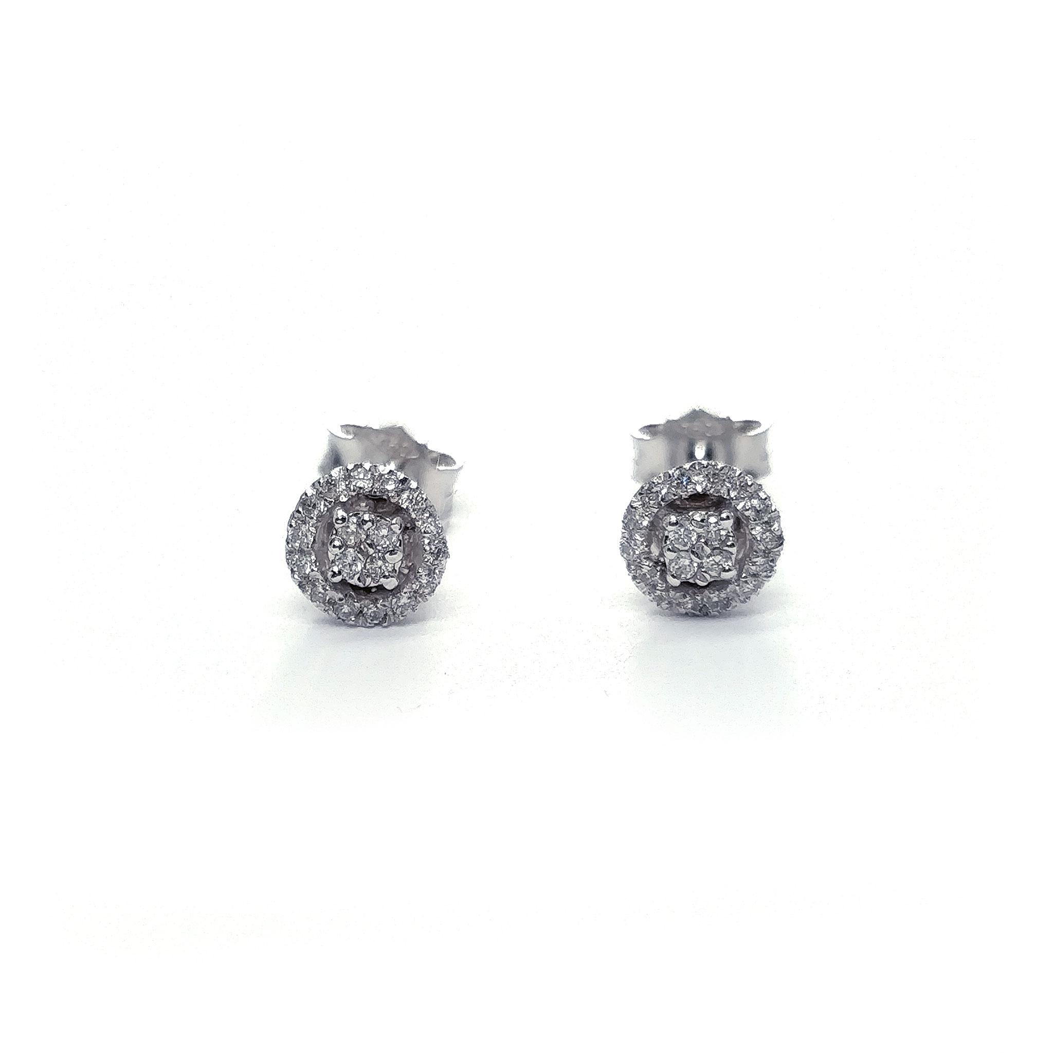 Orecchini con Diamanti CT 0.16