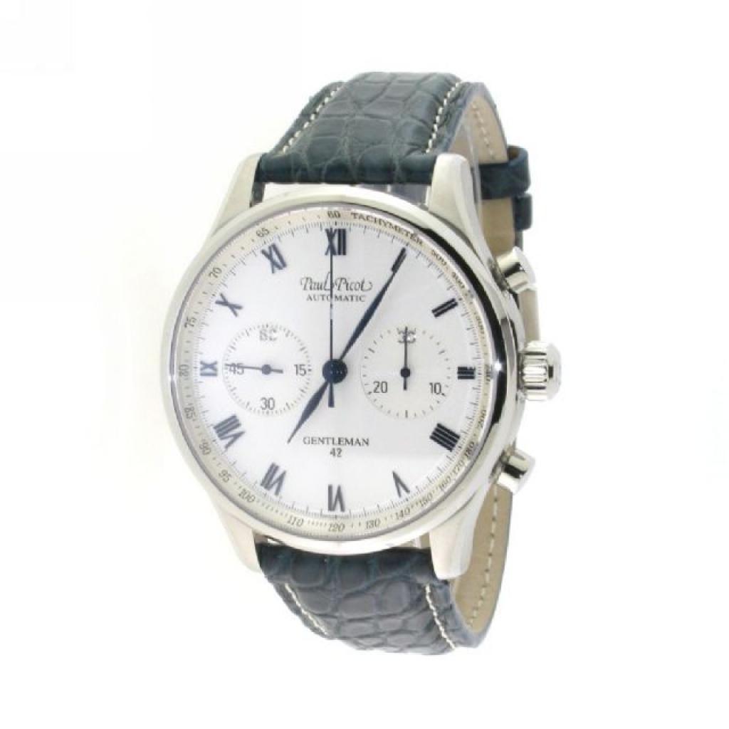 Orologio Paul Picot Gentleman Bicompass 4109S/V