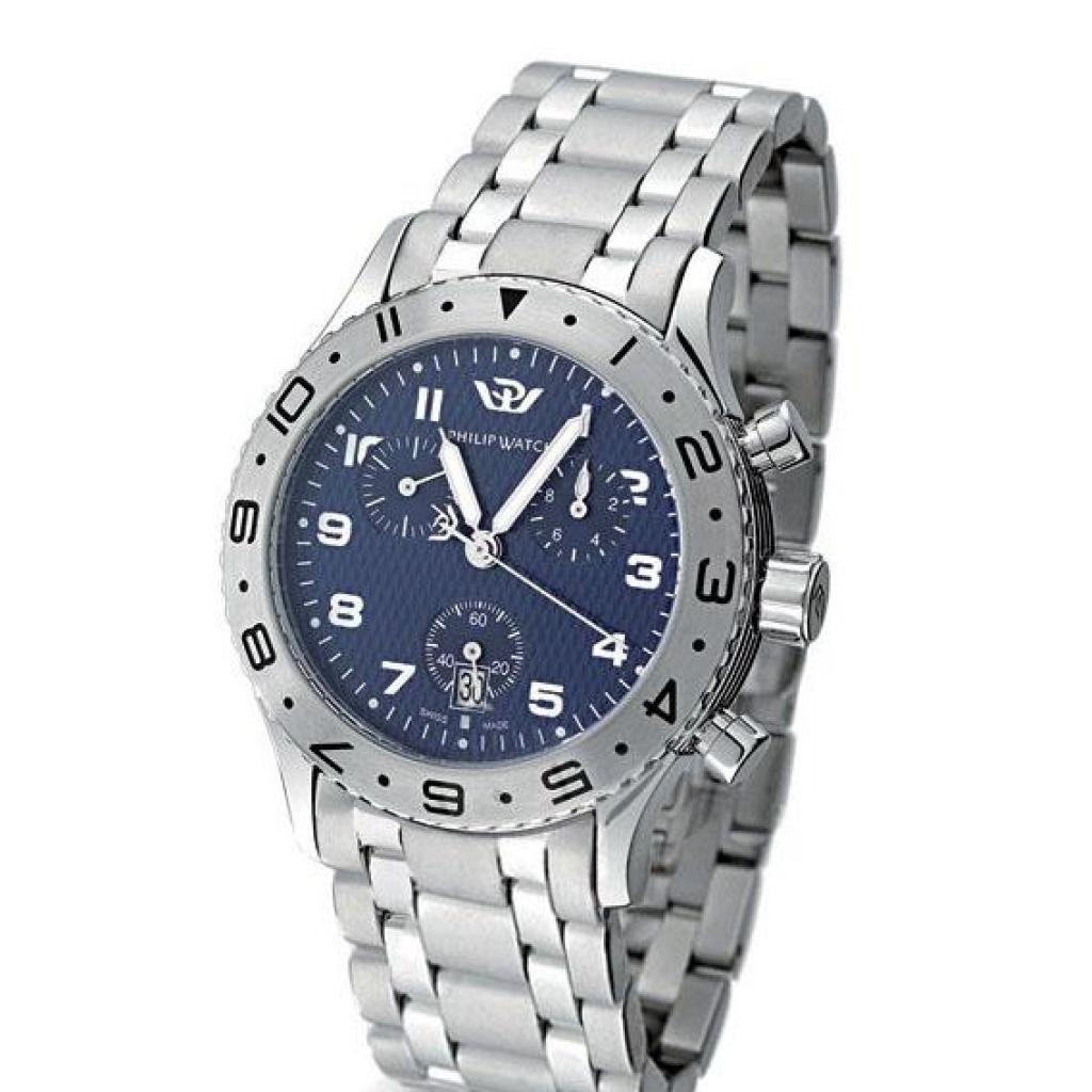 Orologio Philip Watch Admiral cronografo R8273981035