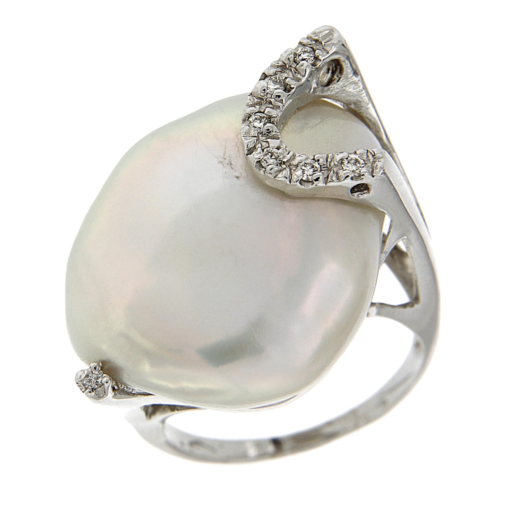 anelli pandora perla